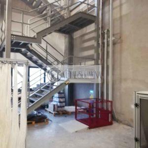 hidrolik yük lifti
