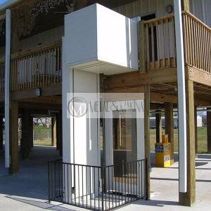 hidrolik engelli asansörü, hidrolik engelli lifti