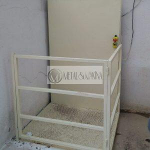 Hidrolik engelli platformu,engelli platformu