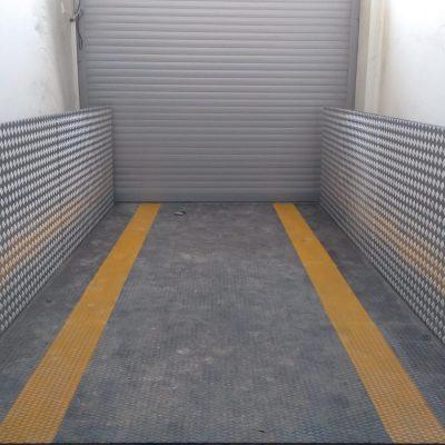 hidrolik araç asansörü