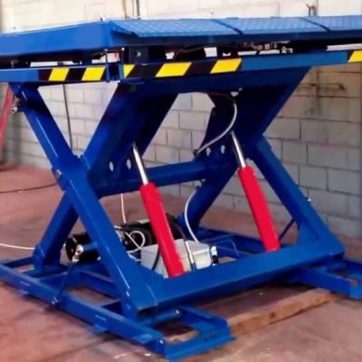 hidrolik makaslı araç platformu