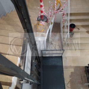 hidrolik engelli asansörü, engelli asansörü